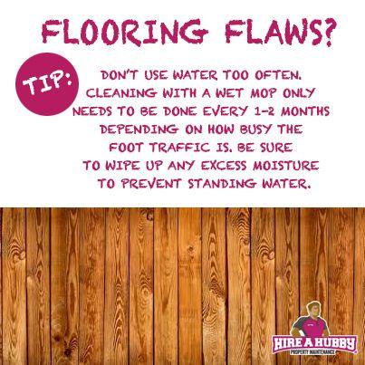 Floating Floors Wet mops, Floating floor, Handyman business