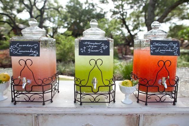 Caplan Miller Events Lemonade Bar