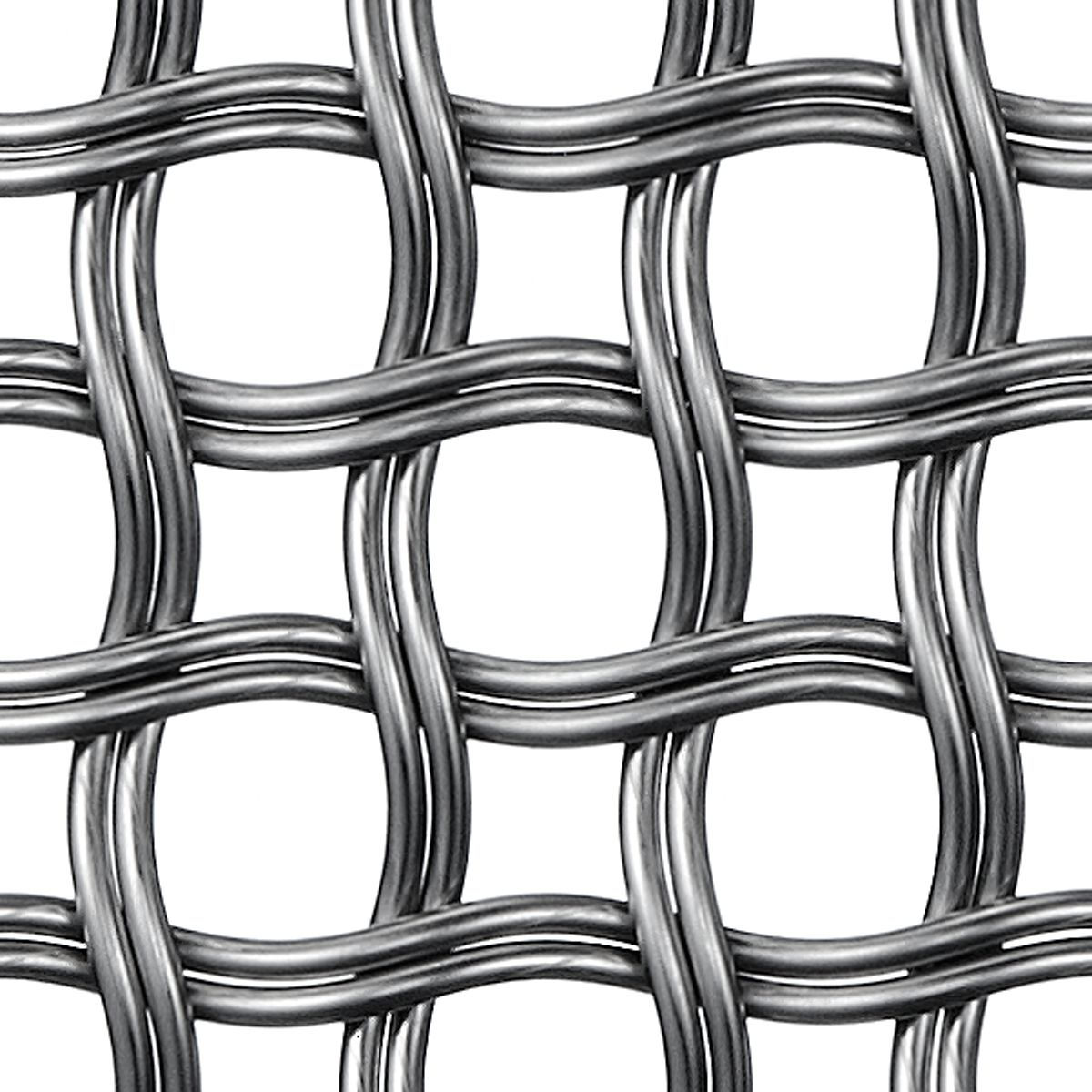 Banker Wire Pattern M22-83 Mid-Fill Weave Architectural Wire Mesh in ...
