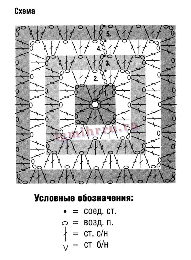 Irish crochet &: CROCHET COAT GRANNY SQUARE ... ПАЛЬТО БАБУШКИН ...
