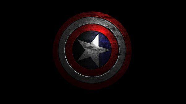Captain America Shield Iphone Wallpaper Gambar Bioskop