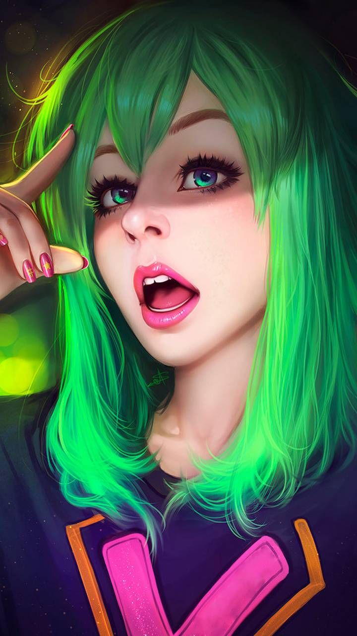 Download Oriony Girl Wallpaper by FelixOrion 7d Free