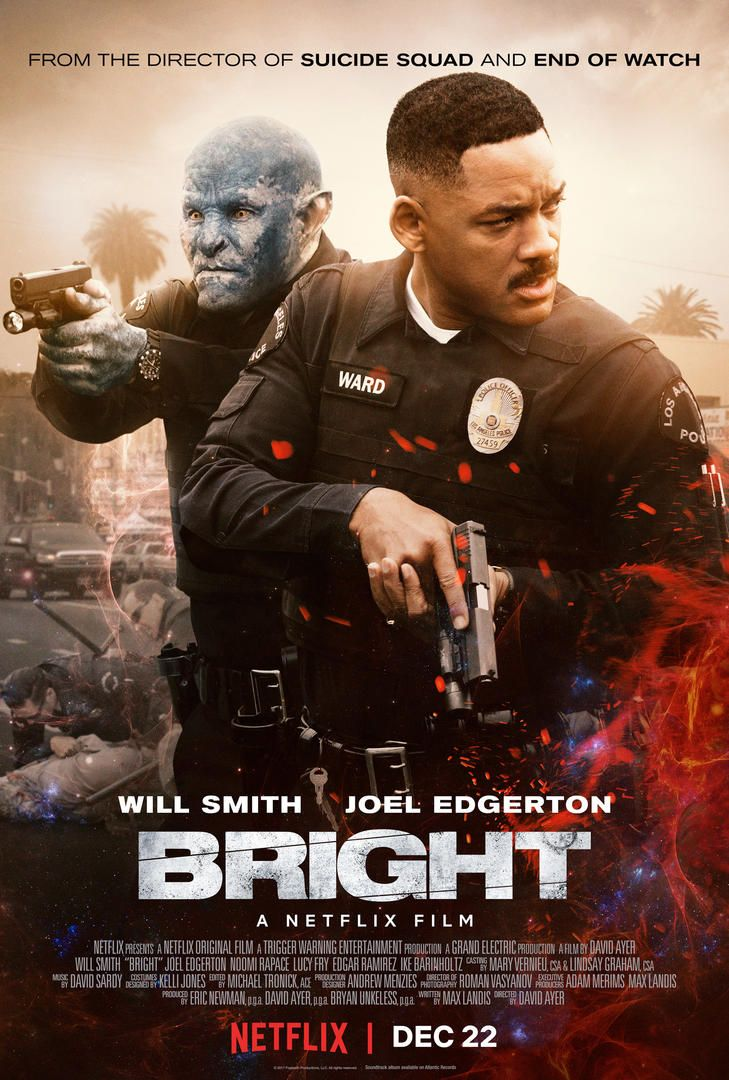 11 Million People Reportedly Watched \'Bright\' On Netflix In First ...