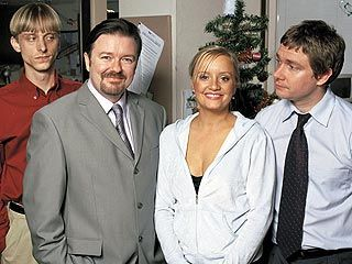 The British The Office contains within it one of the best love stories ever.