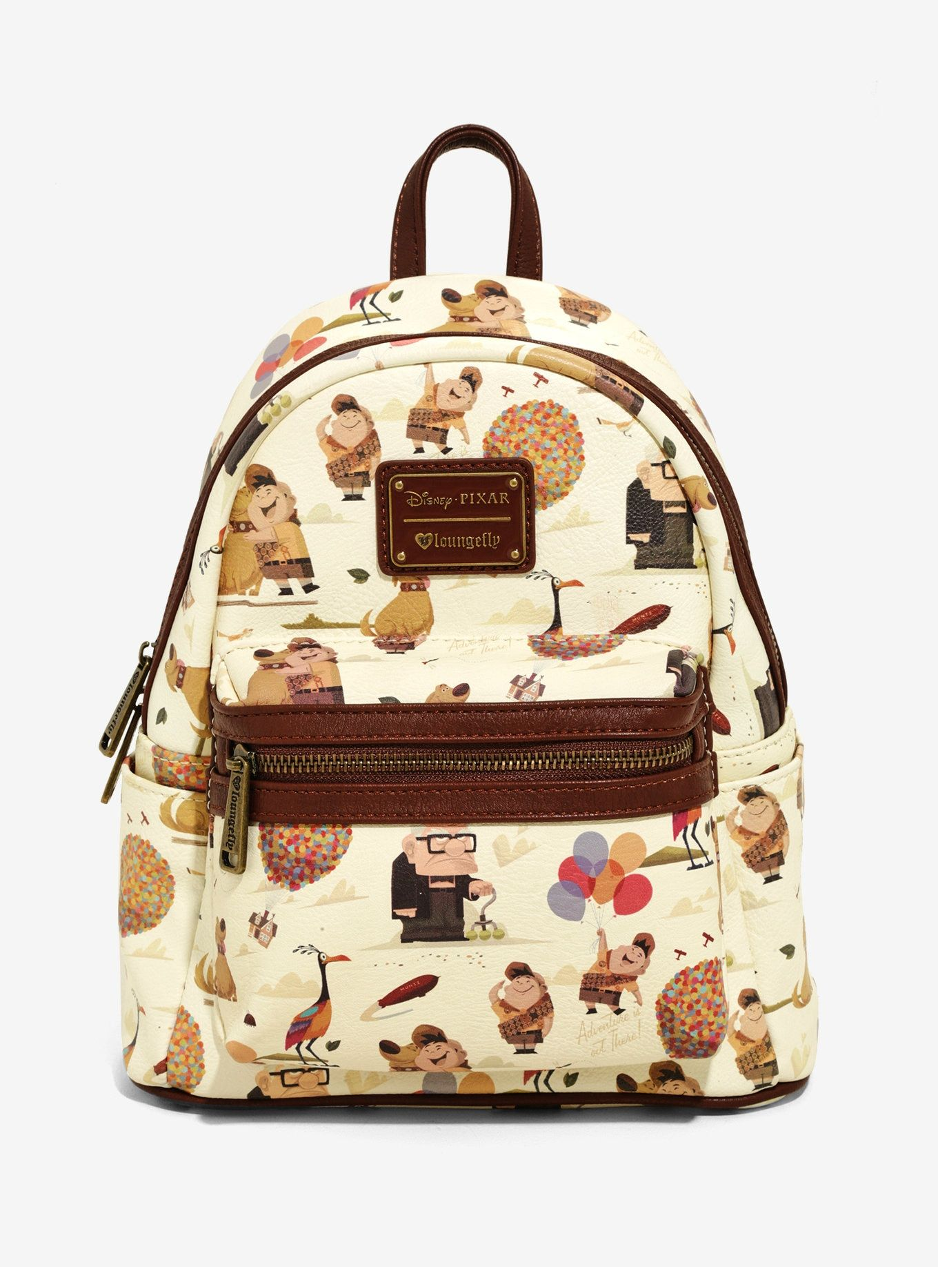 637519677b2 Loungefly Disney Pixar Up Mini Backpack - BoxLunch Exclusive ...