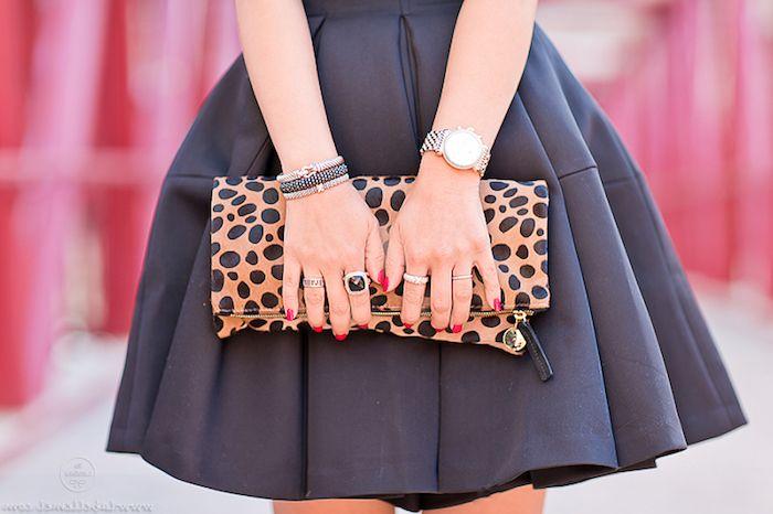 kleider für silvester kleid oder rock einfach in schwarzer farbe mit ...