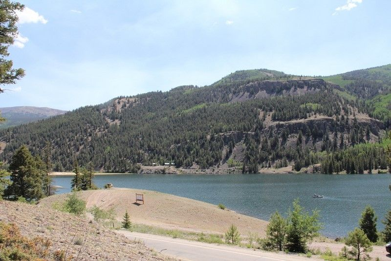 Colorado Real Estate for Sale - Lake San Cristobal Overlook - Lake City, Colorado
