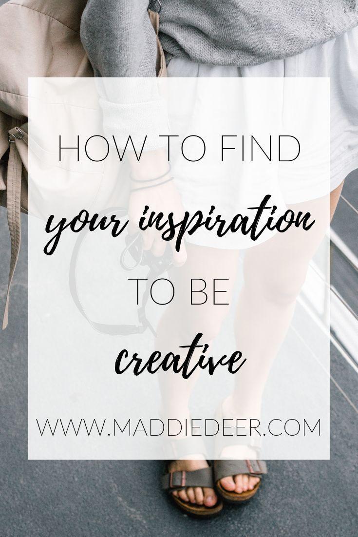 Photo of Wenn Sie Ihre Inspiration oder Motivation verloren haben, kreativ zu sein, ist dies für Sie! H …