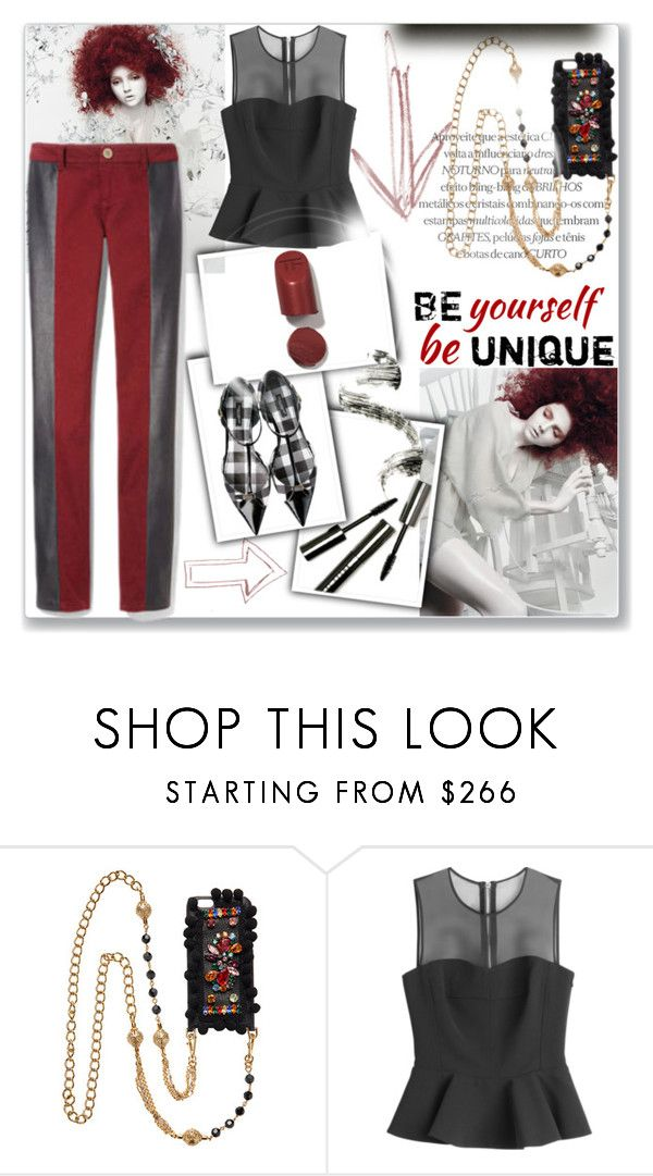 """#ContestOnTheGo #ContestEntry"" by shaneeeee ❤ liked on Polyvore featuring Dolce&Gabbana, McQ by Alexander McQueen, Tom Ford, contestentry and ContestOnTheGo"