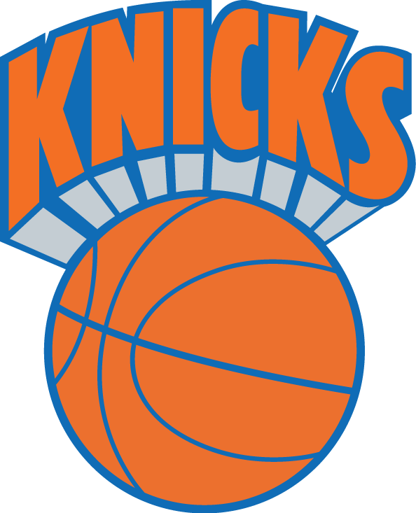 New York Knicks Primary Logo New York Knicks Logo New York Basketball New York Knicks
