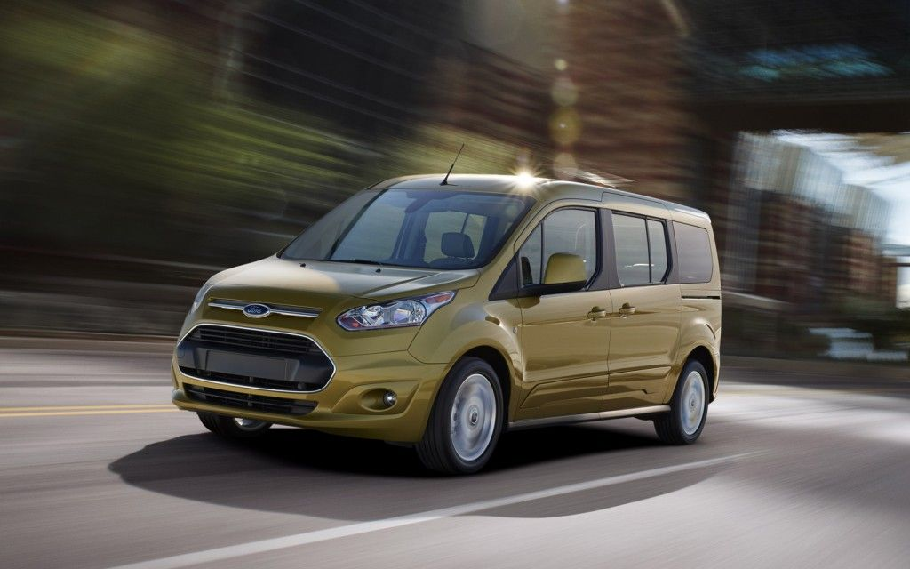 Refreshing Or Revolting 2014 Ford Transit Connect Ford Transit