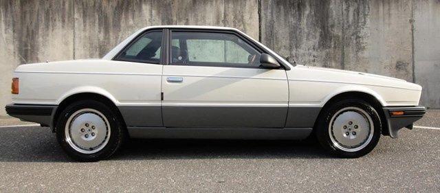 1989 Maserati Karif - Nummer 20 von 221   Maserati ...