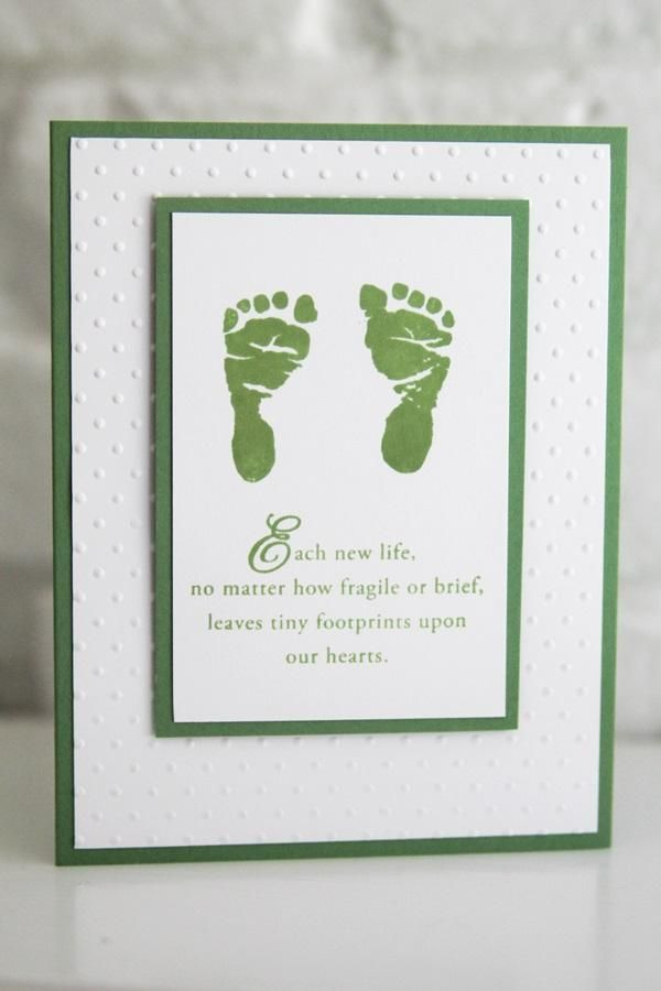 Baby footprints sympathy card sorry for your loss infant card baby footprints sympathy card sorry for your loss infant card miscarriage sympathy card altavistaventures Choice Image