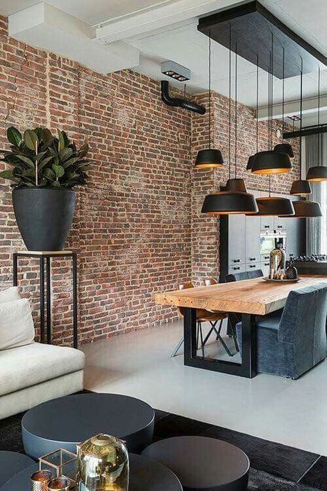 55 Modern Interiors That Will Make Your Home Look Fabulous #diningroom #chandelierdecor #homedecor #rusticchandelier ...e value of your home. Of course you will leave all the details to your electrician but it is vital to know some of the current popular trends in ligh... with many homes because of its simplicity and it saves energy as well as reduces cost. Glam and glitterThis is another common lighting trend in 20 #gallery.lightingdesign.club #lighting-design-modern #lighting
