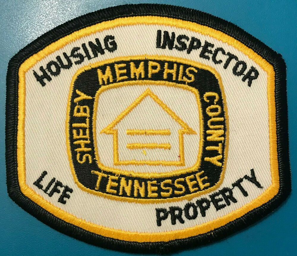 Housing Inspector Shelby Memphis County Tennessee Permit