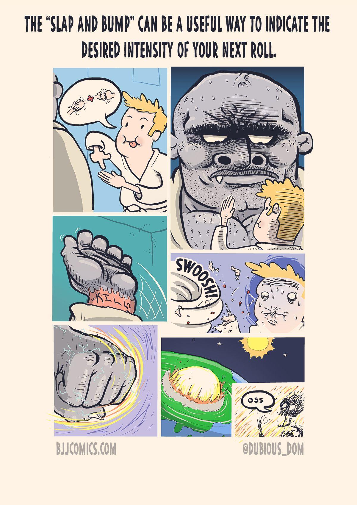 Bjj comics