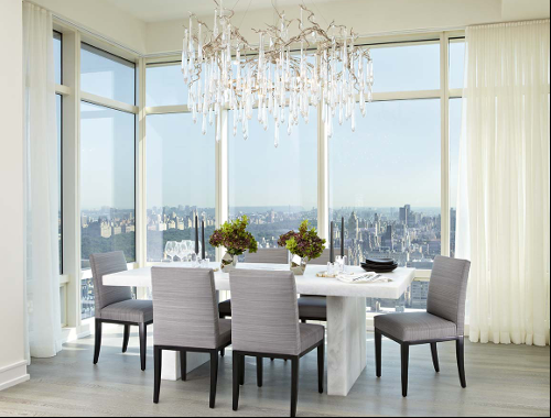 Rachel Laxer - New York Penthouse