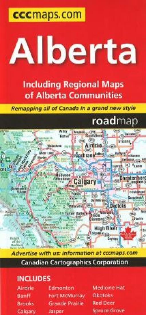alberta road map alberta canada map » Another Maps [Get Maps on HD ...