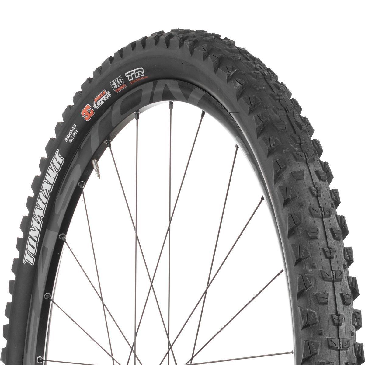 Maxxis Tomahawk 3c Exo Tr Tire 29in Mountain Bike Tires
