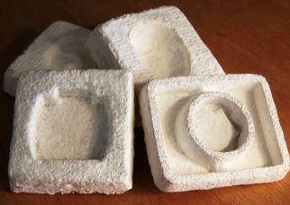 mushroom insulation