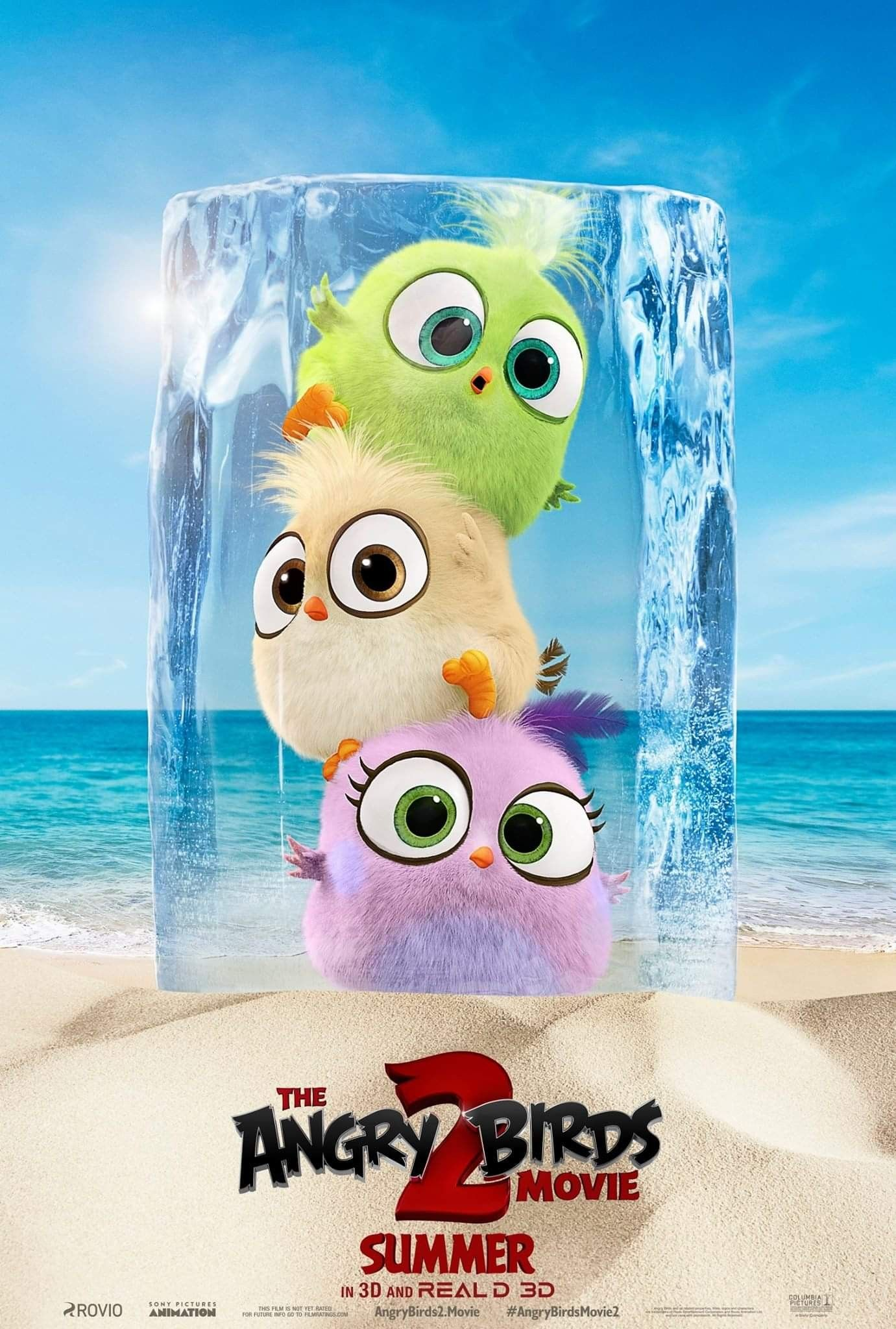 The Angry Bird 2 movie #summer | Meet the Cast | Angry birds