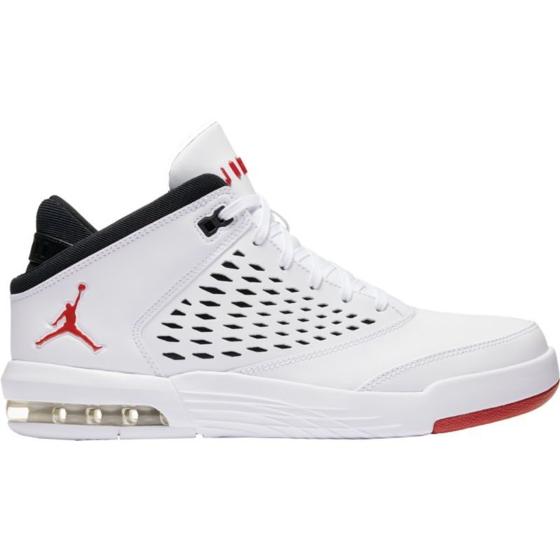 """the latest bca47 2976d 2018 Air Jordan 32 Low """"Free Throw Line"""" Black University Red-White For Sale"""