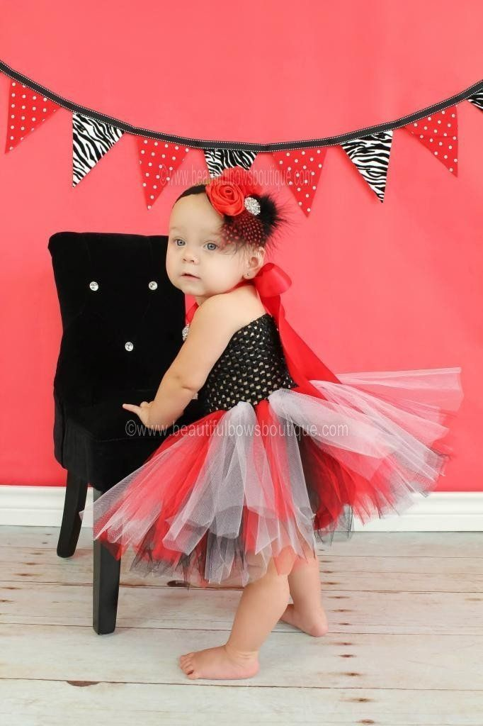 812ee72b27d1 Buy Infant Tutu Dress Red Black White Online