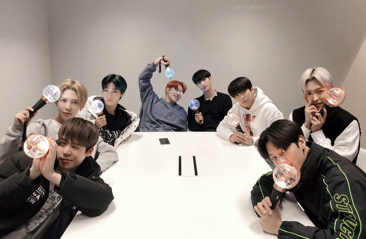 Ateez #kpop #ot8 #boygroup #에이티즈 #comeback in 2020 | Boy ...