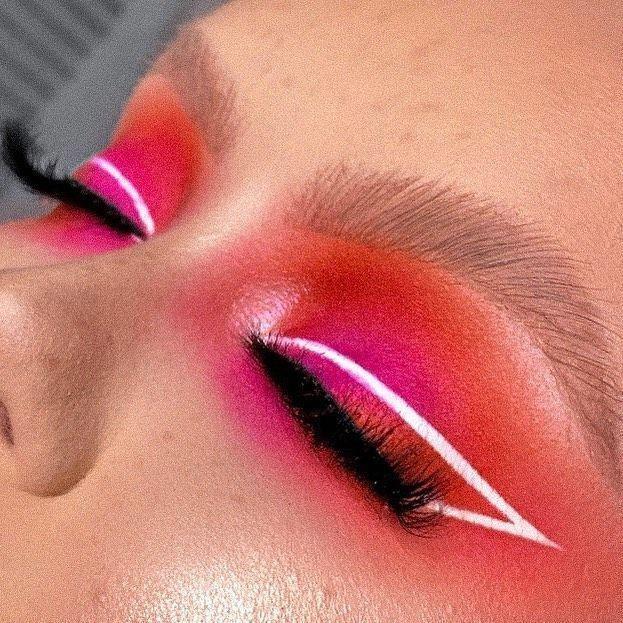12 Sombras neón para estrenar nuevo makeup 12 Somb