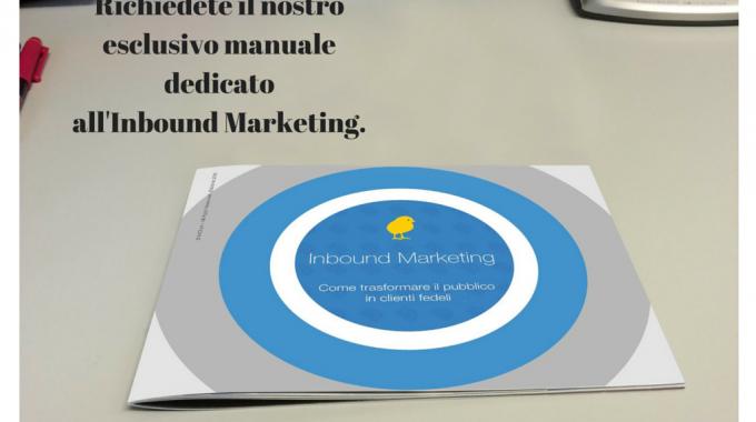 Manuale Sull' Inbound Marketing, richiedetelo info@mcicom.it
