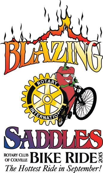 In its inaugural year, Blazing Saddles Bike Ride will showcase the scenery and great cycling routes that surround Colville, Washington. #cycling