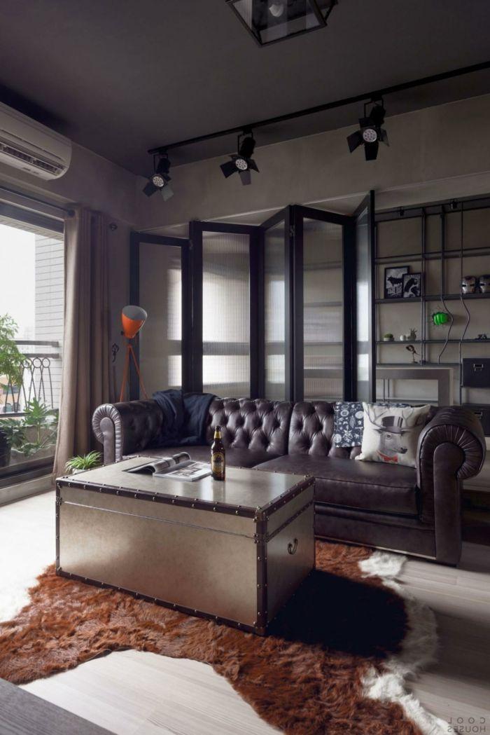 ▷ 1001 + Raumteiler Ideen für offene Bauweise zum Inspirieren