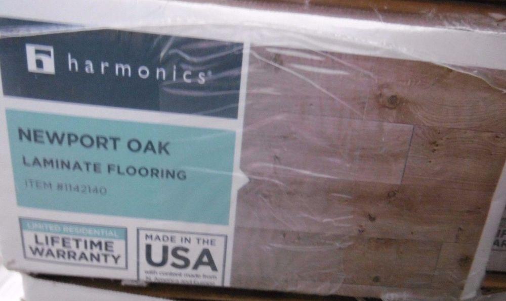 Harmonics Newport Oak Laminate Flooring, Harmonics Newport Oak Laminate Flooring