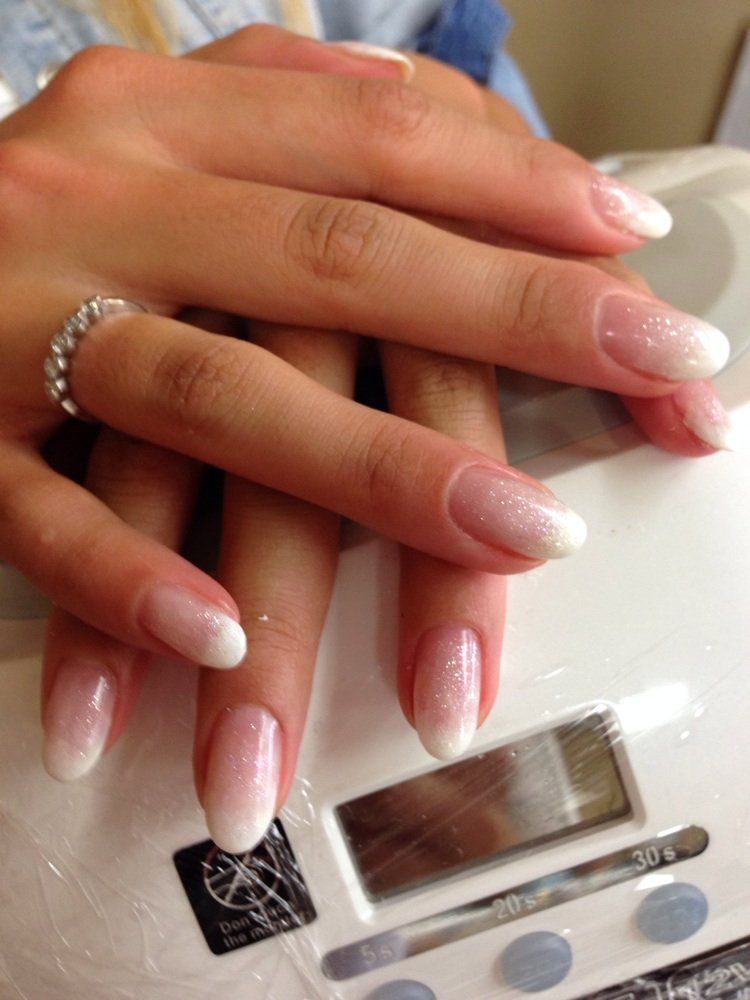 Nice How To Do French Ombre Gel Nails Picture Collection - Nail Art ...
