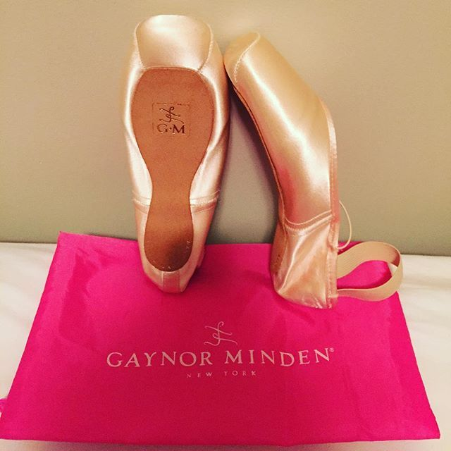 Gaynor Minden this time No more Bloch