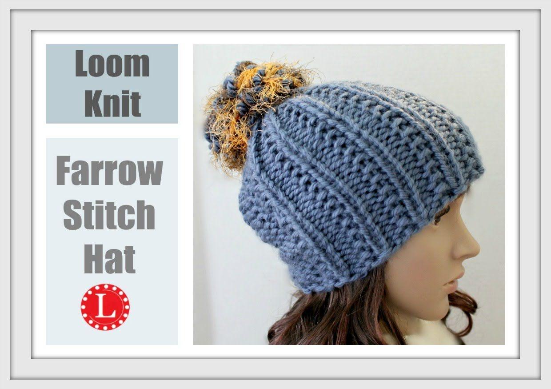 Large Techinal Green Round Circle Knitter Knitting Knit Loom Kit