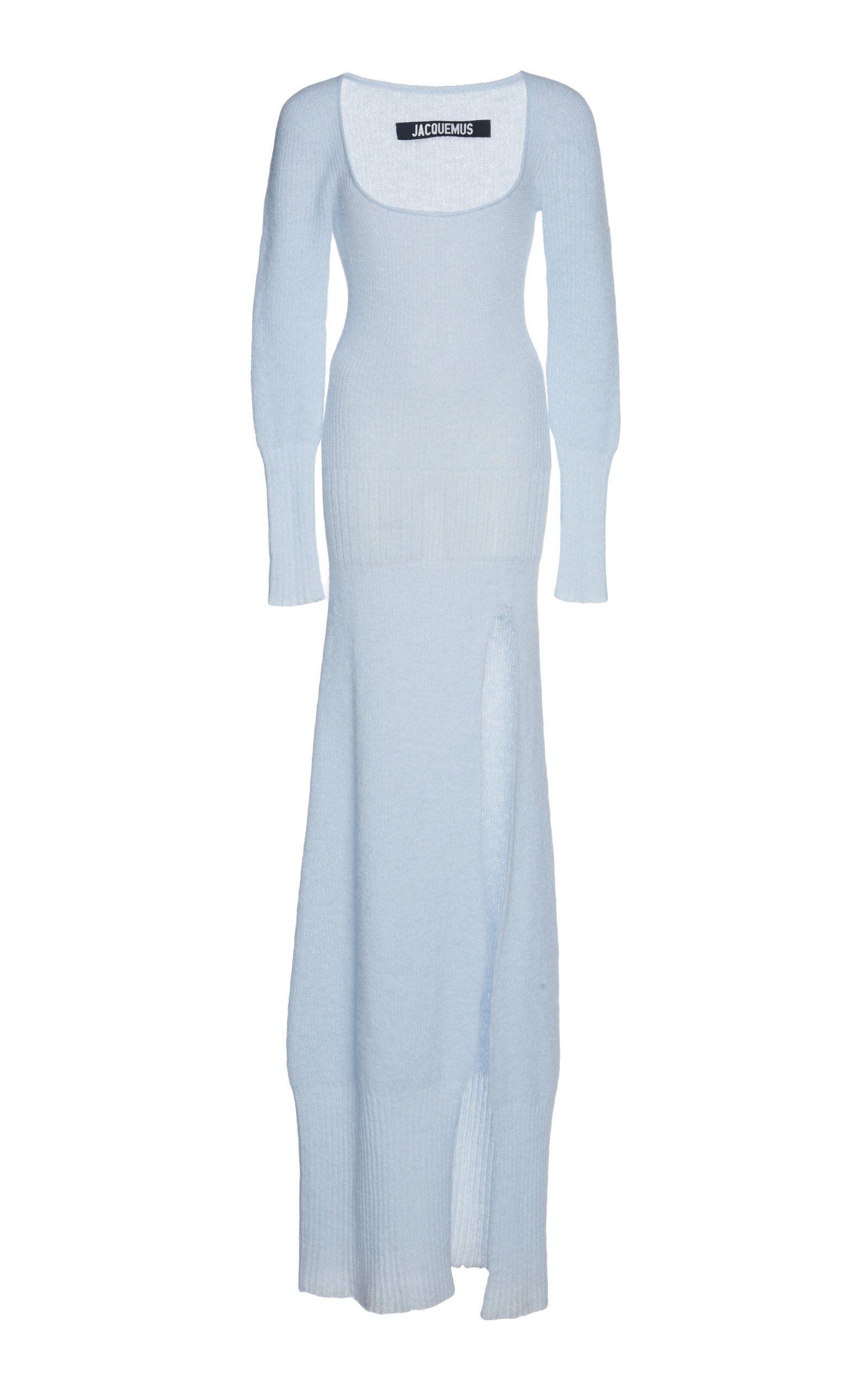 e95c91cc164 JACQUEMUS DAO KNIT MAXI DRESS.  jacquemus  cloth