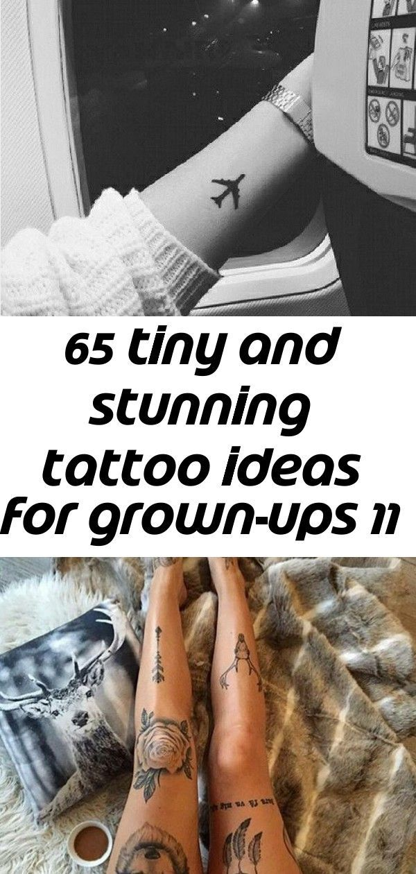 65 tiny and stunning tattoo ideas for grownups 11