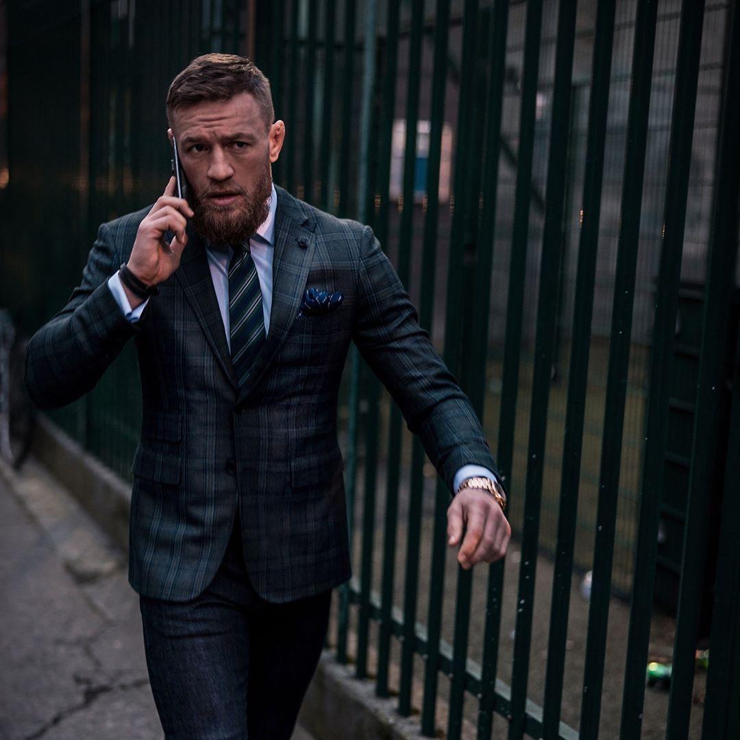 Conor Mcgregor Official On Instagram Always Work Hard Drop 2 February 8th Augustmcgregor Conor Mcgregor Style Mcgregor Suits Conor Mcgregor Suit