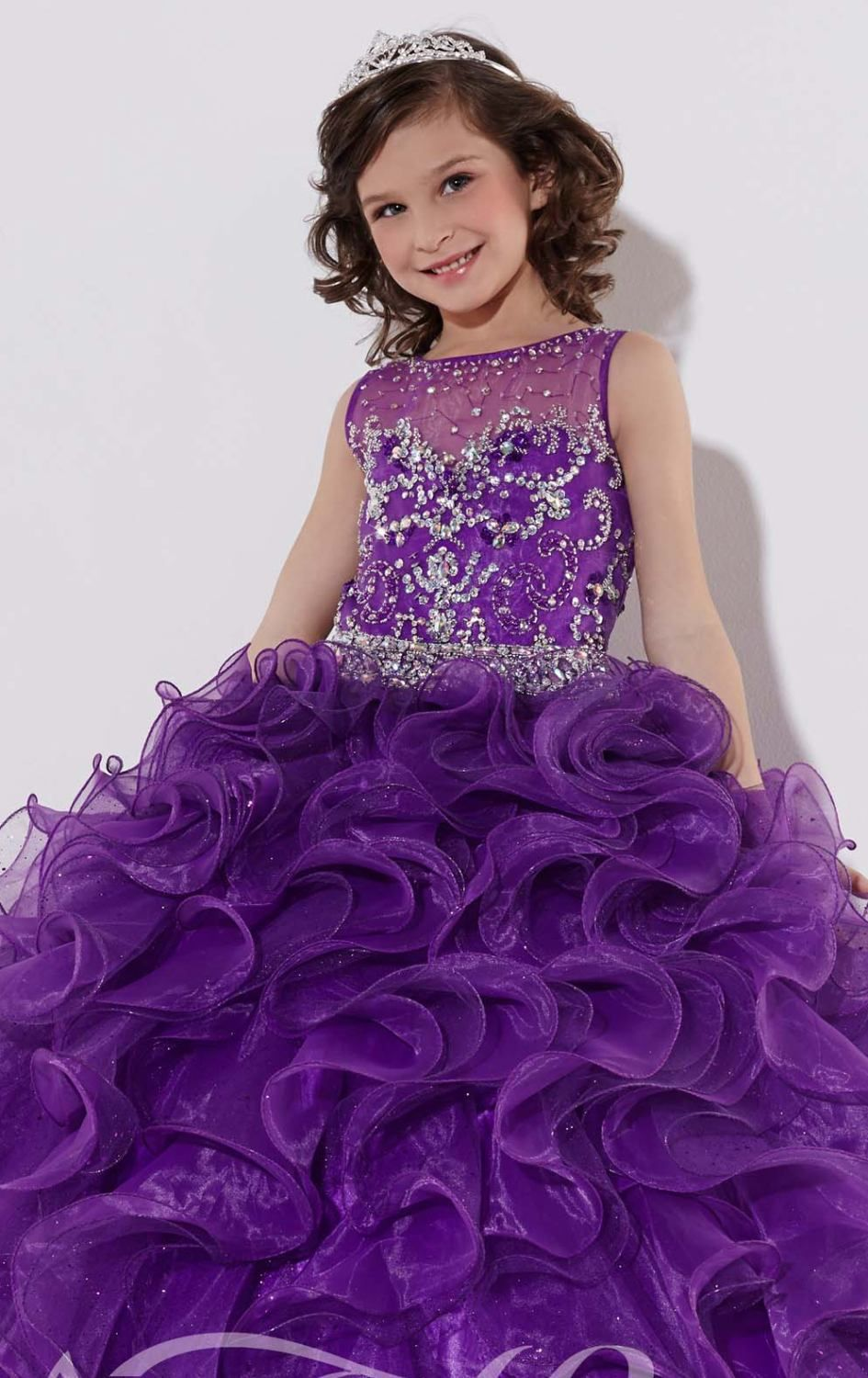 Tiffany Princess 13402 by Tiffany Princess | Pageant couture ...