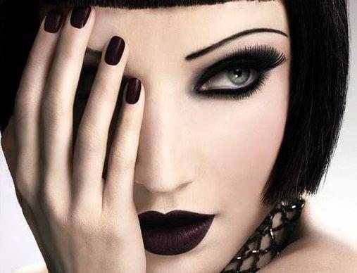 How to Wear Purple Lipstick   Dark makeup, Lipsticks and Purple makeup