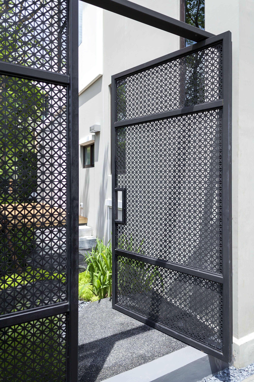 Ging Garden Gate Ginggaanbai In 2019 House Entrance