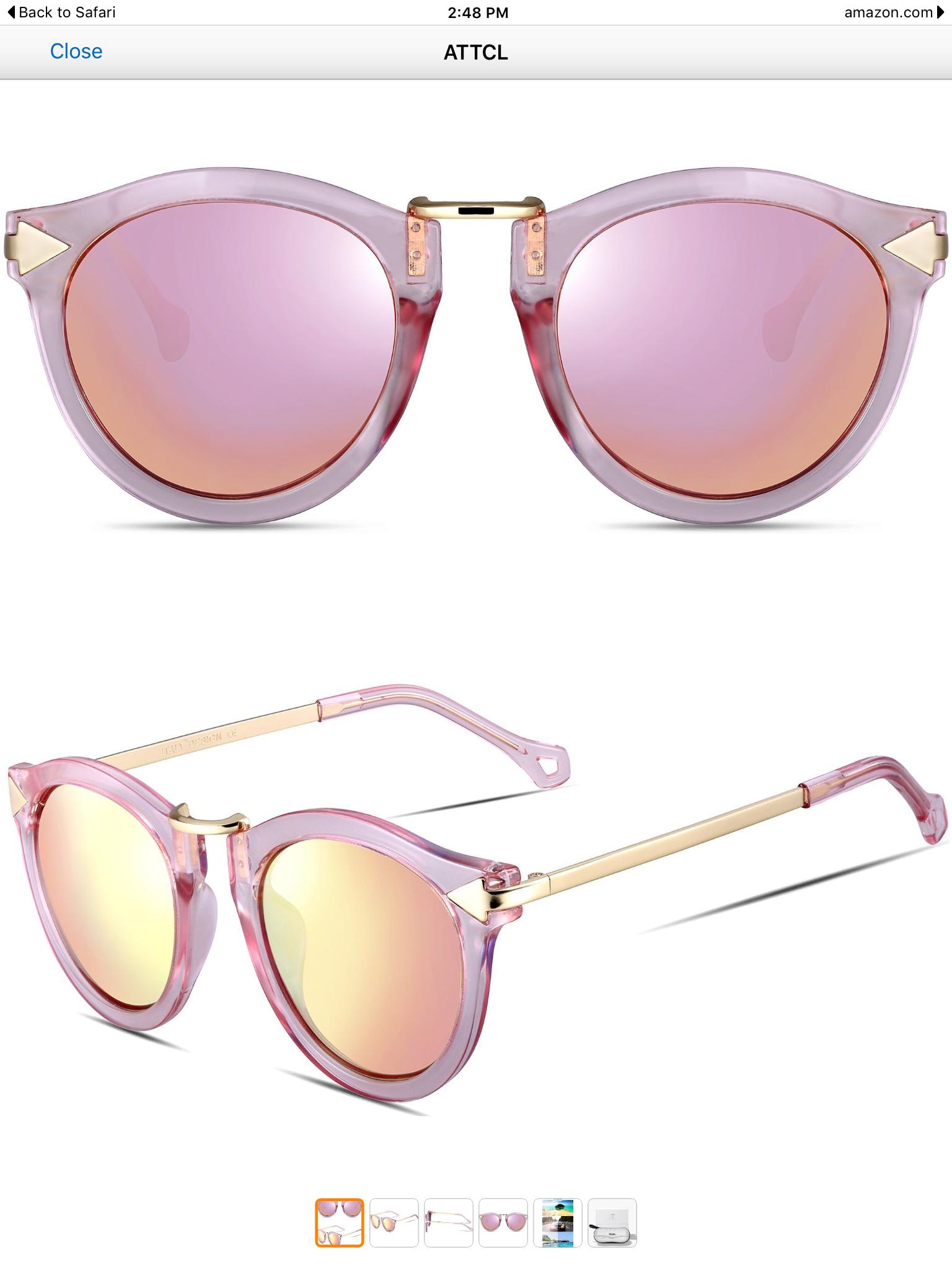 4f5ae5c3bbe ATTCL Sunglasses