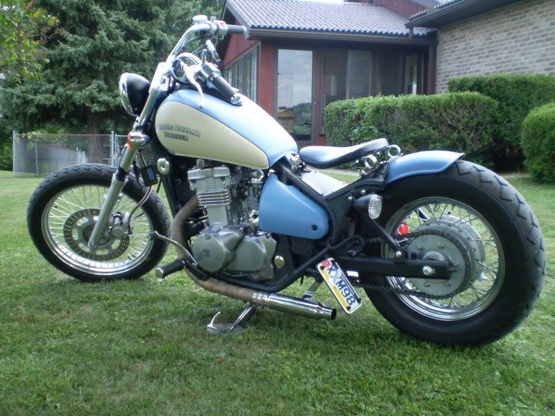 Kawasaki Vulcan 500 Bobber Seat Menhavestyle1com