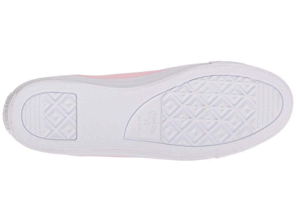 59e56ed5ea3 Converse Chuck Taylor(r) All Star(r) Coral Ox Women s Classic Shoes Cherry  Blossom Cherry Blossom White
