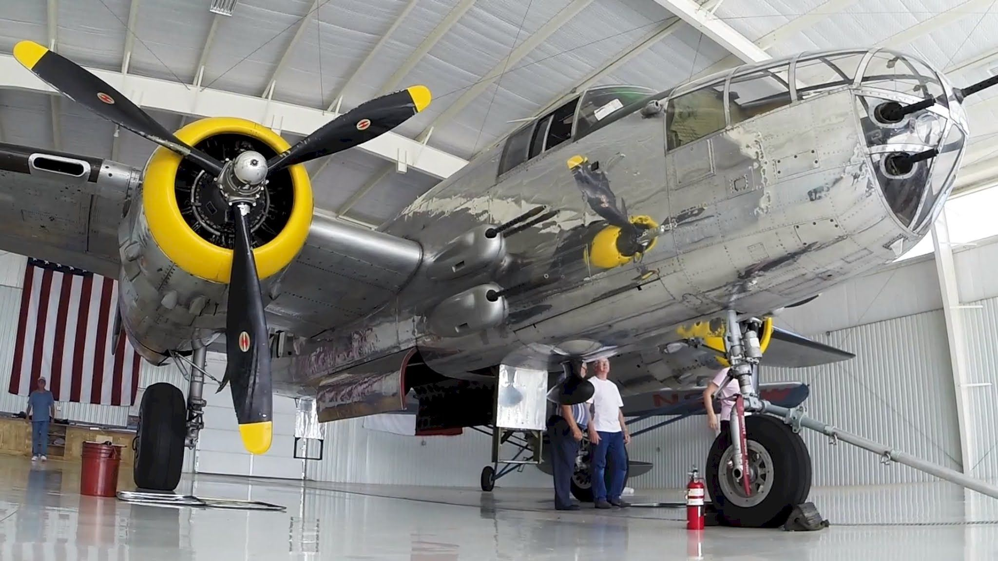 Mid America Flight Museum, Mt ...