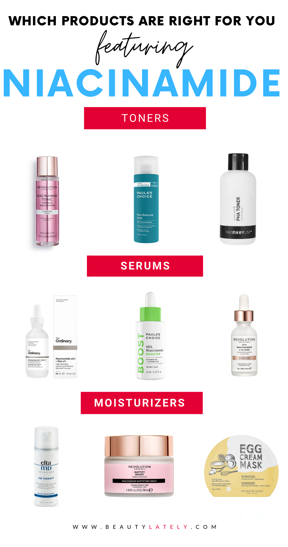 A Beginner S Guide To Niacinamide Benefits And How It Can Help Your Skin In 2020 Skin Care Routine Niacinamide Benefits Skin Care Routine Steps
