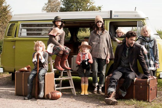 this looks like my family, but slightly more stylish