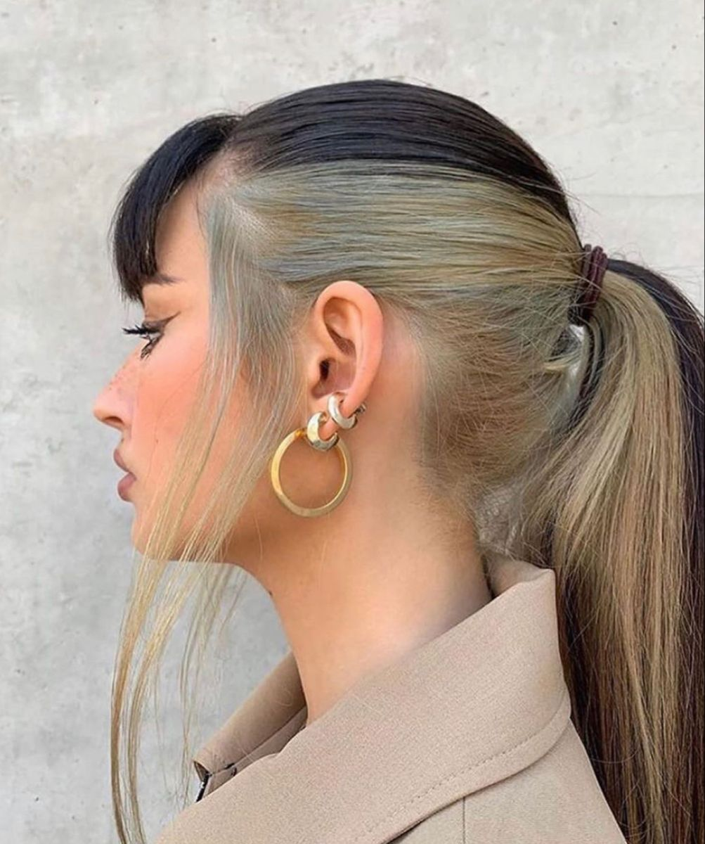 Pin by ♥☾ on ♡hair in 2020 | Hair inspo color, Aesthetic ...