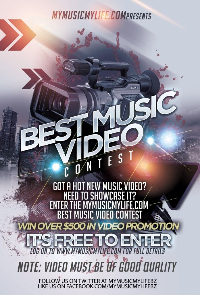 Unsigned and Indie Artist Best Video Music showcase and contest
